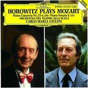 Mozart: Piano Concerto No.23 K.488; Piano Sonata K.333 Songs