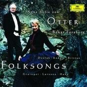 Anne-Sofie von Otter - Folksongs Songs