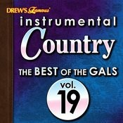 Instrumental Country: The Best Of The Gals, Vol. 19 Songs