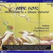 Anne Boyd: Meditations On A Chinese Character Songs