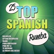25 Top Spanish Rumba Songs
