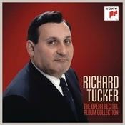 Richard Tucker: The Opera Recital Album Collection Songs
