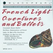French Light Overtures And Ballets Songs