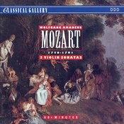 Mozart: Sonatas For Violin And Piano Songs