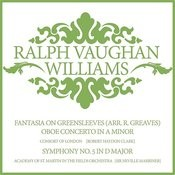 Ralph Vaughan Williams: Fantasia On Greensleeves, Symphony & Concerto Songs