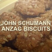 Anzac Biscuits (Inspired By The Book