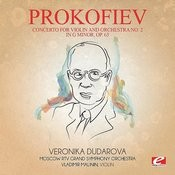 Prokofiev: Concerto For Violin And Orchestra No. 2 In G Minor, Op. 63 (Digitally Remastered) Songs