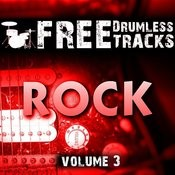 Free Drumless Tracks: Rock, Vol. 3 Songs