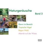 Naturgeräusche Band 3 Songs