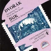 Dvořák, Suk: Symphony No. 9 - String Serenade Songs