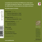 Liszt: Hungarian Rhapsodies Songs