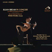 Julian Bream In Concert Songs