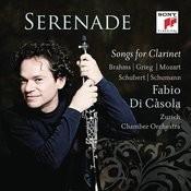 Serenade - Songs For Clarinet Songs