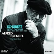 Alfred Brendel Plays Schubert (2 Cds) Songs
