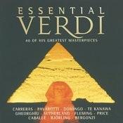 Essential Verdi Songs