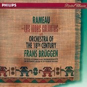 Rameau: Les Indes Galantes Suite Songs