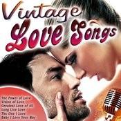 Vintage Love Songs Songs