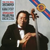 Shostakovich, Kabalevsky: Cello Concertos ((Remastered)) Songs