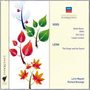 Verdi: Ballet Music;  Leoni: The Prayer & The Sword Songs