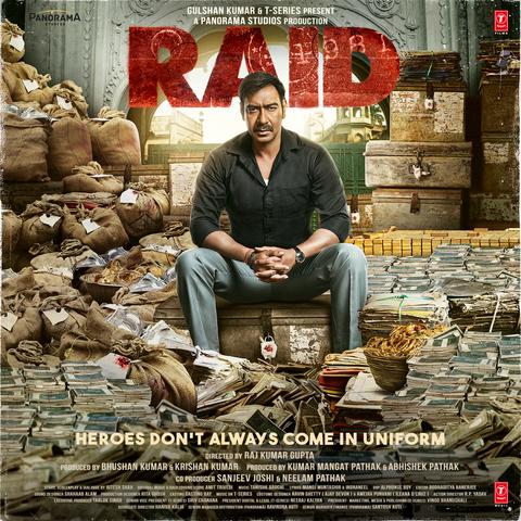Raid Songs Download: Raid (2018) Ajay Devgn Movie MP3 Songs