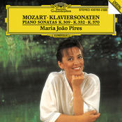 Mozart: Piano Sonatas K.309, K.332 & K.570 Songs