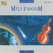 Millennium Carnatic Classical Vol 7 Songs