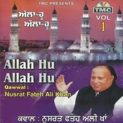 Allah Hu Allah Hu Vol 1 Songs
