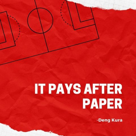 It Pays After Paper