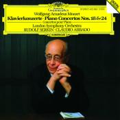 Mozart: Piano Concertos Nos.18 & 24 Songs