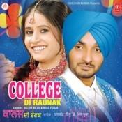College Di Raunak Songs