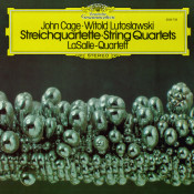 Lutoslawski String Quartet 1964 Penderecki Quartetto Per Archi 1960 Mayuzumi Prelude For String Quartet 1961 Cage String Quartet In Four Parts 1950 Songs
