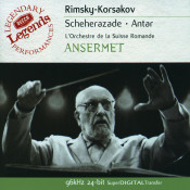 Rimsky Korsakov Scheherazade Antar Songs