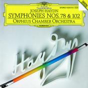 Haydn: Symphonies No.78 & No.102 Songs