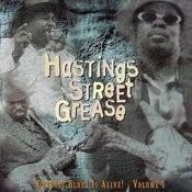 Hastings Street Grease: Detroit Blues Is Alive!, Vol.1 Songs