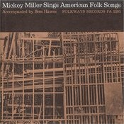 Mickey Miller Sings American Folk Songs Songs