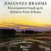 Brahms/ Piano Quintet Op. 34 Songs
