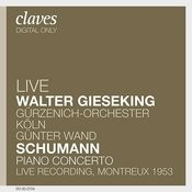 Walter Gieseking: Schumann Songs
