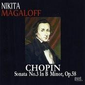 Chopin: Sonata No. 3 in B minor, Op. 58 Songs