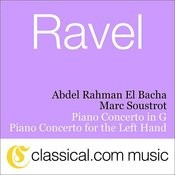 Maurice Ravel, Piano Concerto For The Left Hand In D Major Songs