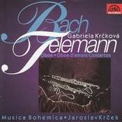 Bach/Telemann: Oboe Concertos Songs