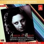 Menotti: Amelia Al Ballo Songs