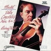 Violin Concerto No 4 In D Major, K 218 - Rondeau: Andante Grazioso-Allegro Ma Non Troppo Song