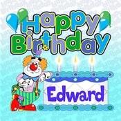 Happy Birthday Edward Songs