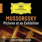 Mussorgsky: Pictures at an Exhibition – The Works Songs