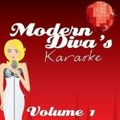 Modern Divas Karaoke - Volume 1 Songs