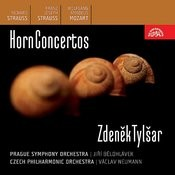 Richard Strauss/Franz Strauss/Mozart: Horn Concertos Songs