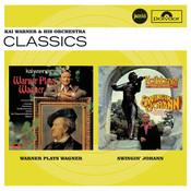 Warner Plays Wagner / Swingin' Johann (Jazz Club) Songs