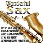 Wonderful Sax Vol.2 Songs