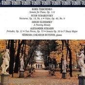 Rutsein Plays Russian Piano Music Songs