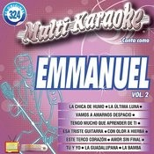 Canta Como: Emmanuel Vol. 2 Songs